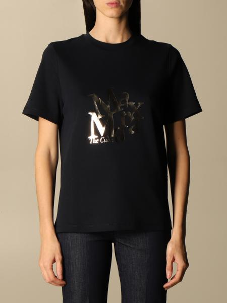 S Max Mara: Camiseta mujer S Max Mara
