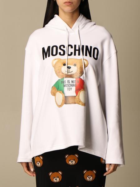Sudadera mujer Moschino Couture