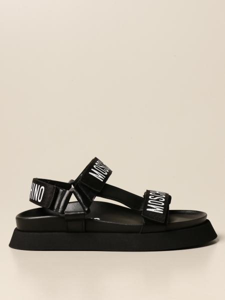 Moschino: Shoes women Moschino Couture