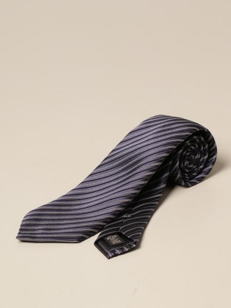 Ermenegildo Zegna: Ermenegildo Zegna silk tie