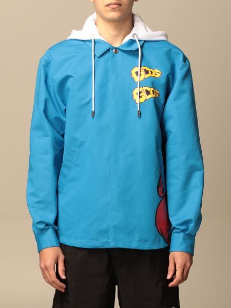 Gcds: Gcds jacket with maxi print