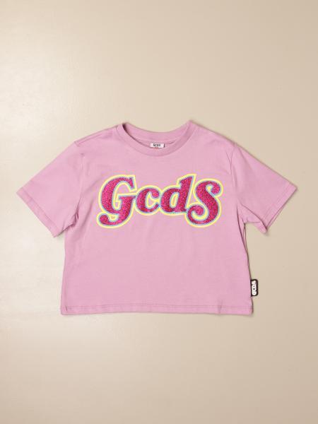Cropped Wear Gcds T-shirt