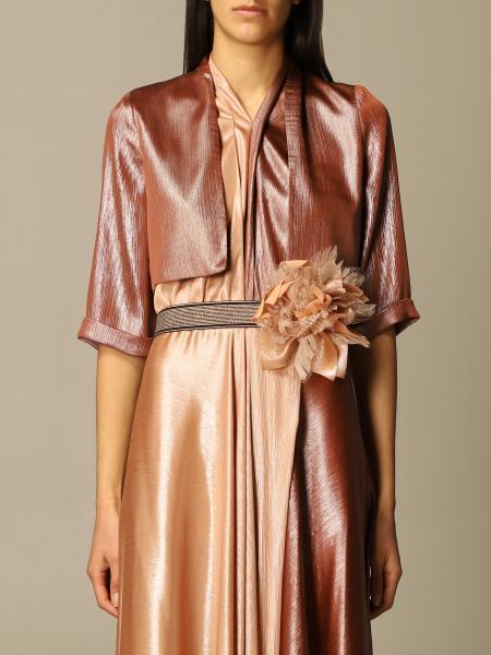 Hanita: Coprispalle cropped H Couture