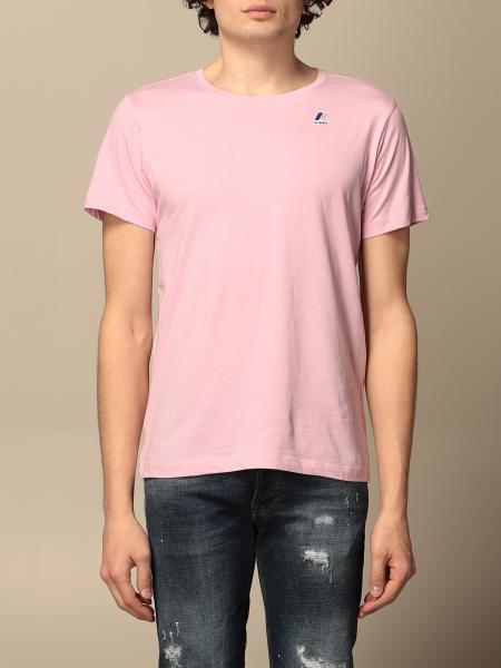 T-shirt herren K-way
