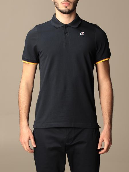 Polo Vincent K-way in cotone