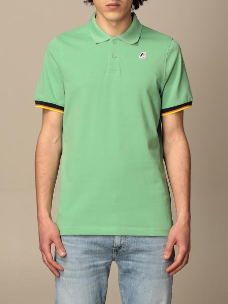 Polo homme K-way