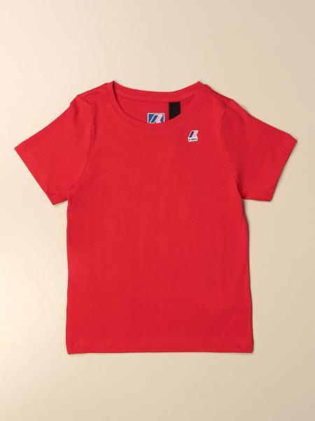 T恤 儿童 K-way