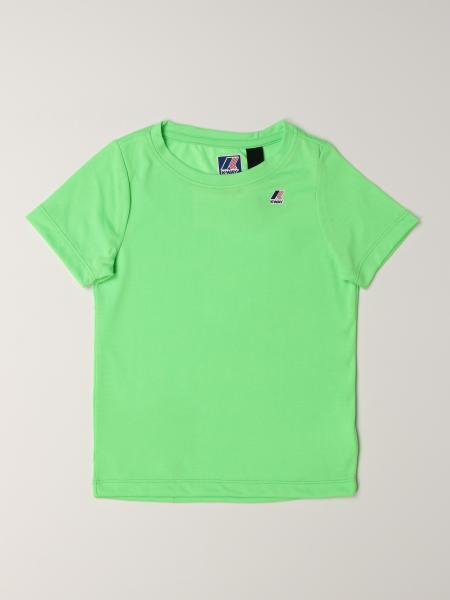 Edouard K-Way basic T-shirt