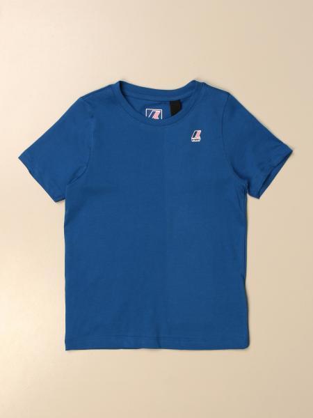 Camiseta niños K-way