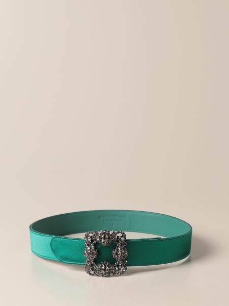Belt women Manolo Blahnik