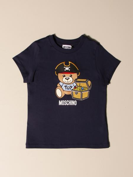 Moschino enfant: T-shirt enfant Moschino Kid