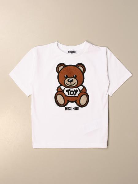 Camiseta niños Moschino Kid