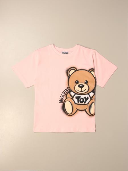 Camisetas niños Moschino Kid