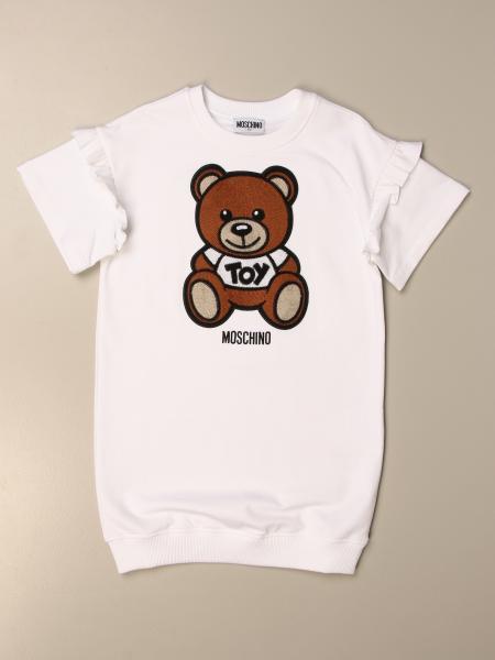 Moschino ДЕТСКОЕ: Платье Детское Moschino Kid