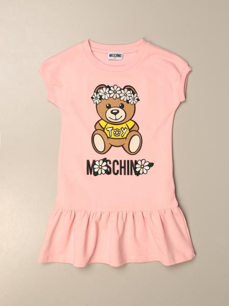 Moschino enfant: Robe enfant Moschino Kid