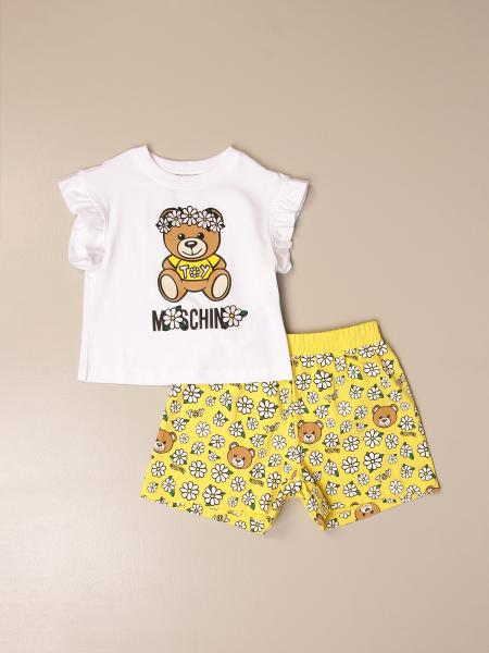Moschino enfant: Ensemble enfant Moschino Kid
