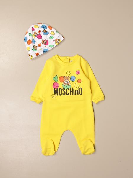 Pelele niños Moschino Baby