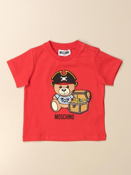 Футболка Детское Moschino Baby