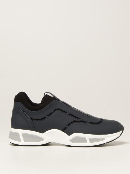 Sprinter Z Zegna sneakers in rubberized leather