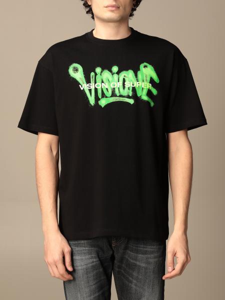 T-shirt homme Vision Of Super
