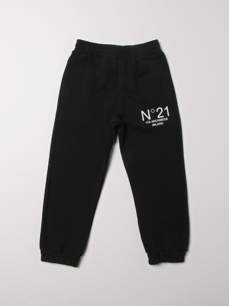 Pantalone jogging N°21 in cotone