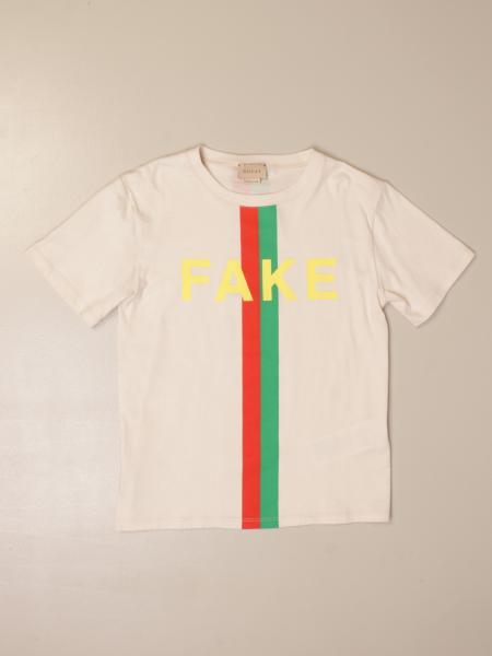 Gucci: Camiseta niños Gucci