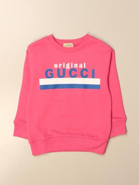 Gucci 原创棉质圆领卫衣