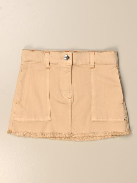 Patrizia Pepe mini skirt in cotton blend