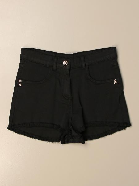 Patrizia Pepe cotton shorts with logo