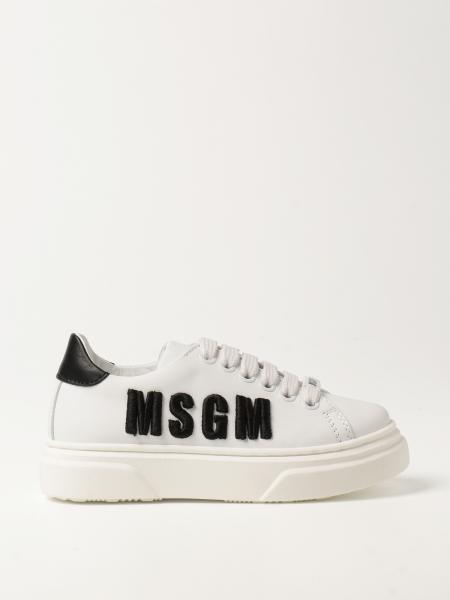 鞋履 儿童 Msgm Kids