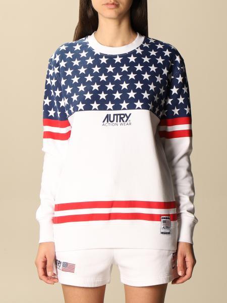 Autry: Sweatshirt damen Autry
