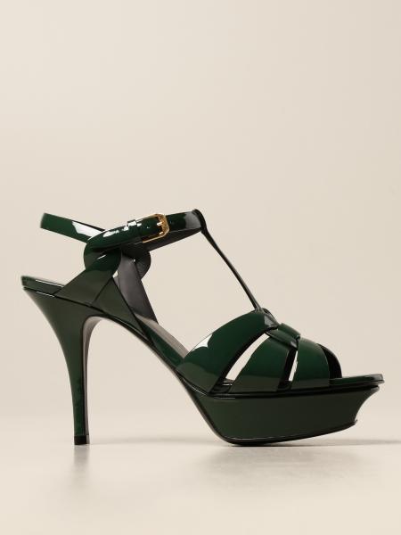 Обувь Женское Saint Laurent