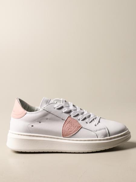 Sneakers Temple Philippe Model in pelle