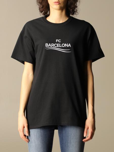 Backsideclub: Barcelona Backsideclub cotton T-shirt