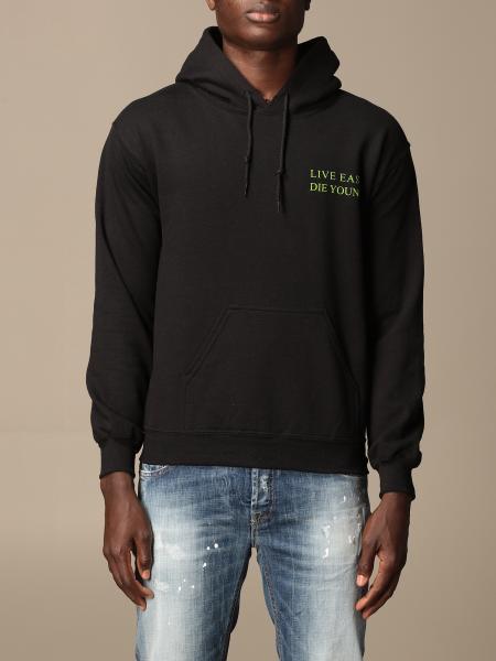 Backsideclub men: Sweatshirt men Backsideclub