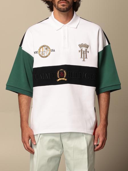 Hilfiger Collection: Polo shirt men Hilfiger Collection