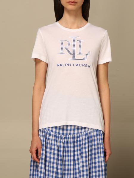 Lauren Ralph Lauren: T恤 女士 Lauren Ralph Lauren