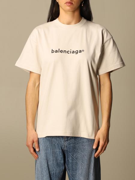 Balenciaga ЖЕНСКОЕ: Футболка Женское Balenciaga