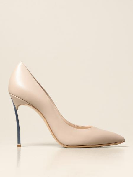 Casadei: Casadei Blade pumps in leather