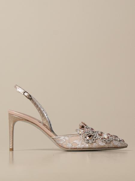 Rene Caovilla: Zapatos mujer Rene Caovilla