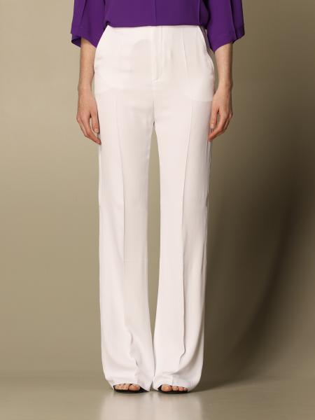 N° 21: N ° 21 classic high-waisted trousers