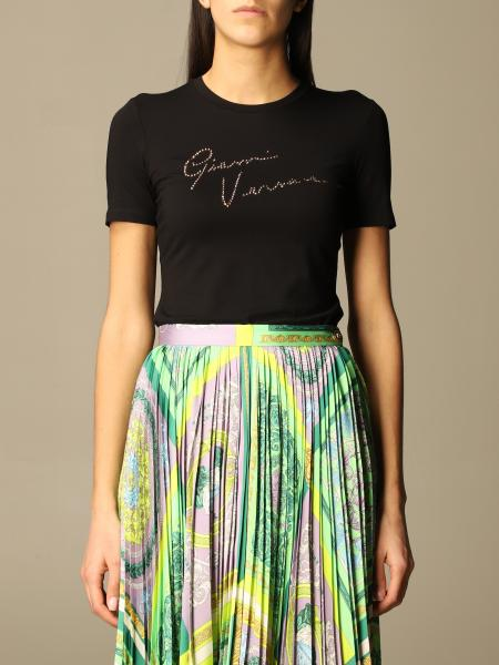Versace ЖЕНСКОЕ: Футболка Женское Versace
