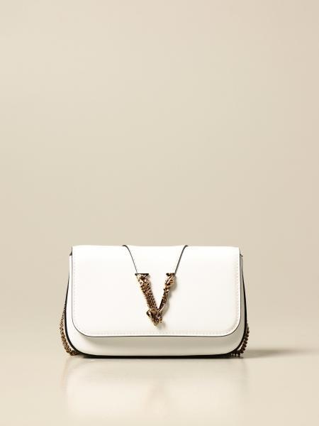 Versace women: Shoulder bag women Versace