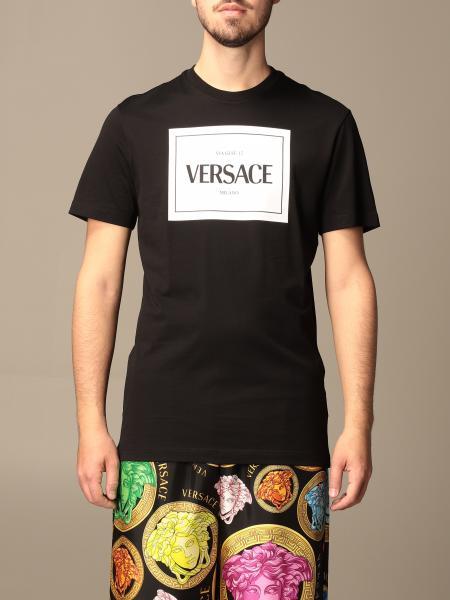 Versace: T-shirt herren Versace