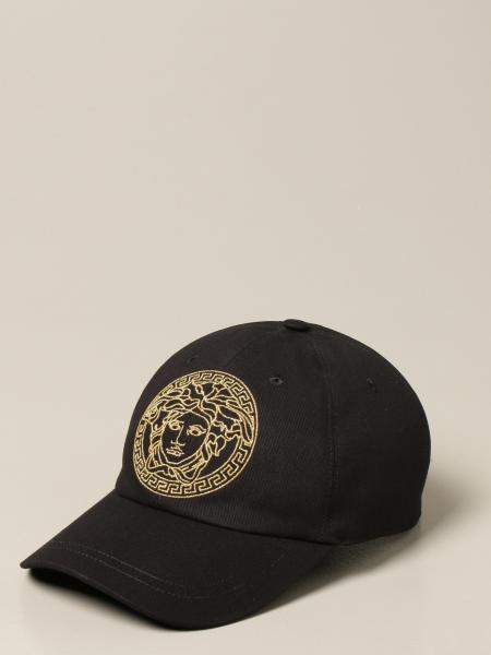 Versace baseball cap with medusa head