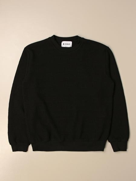 Dondup crewneck sweater with back logo
