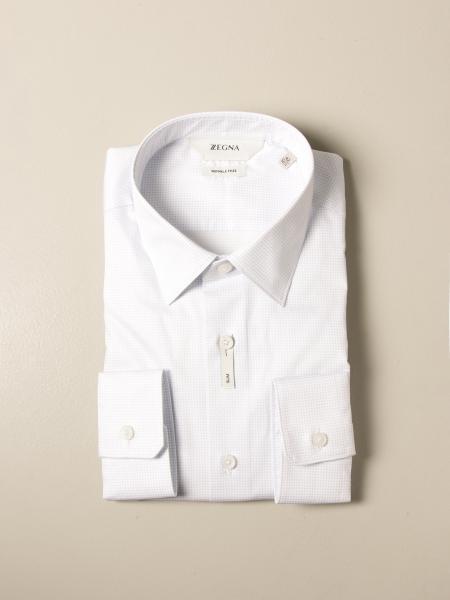 Z Zegna men: Shirt men Z Zegna