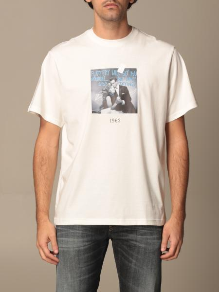 Throwback: Throwback cotton T-shirt with 1962 print