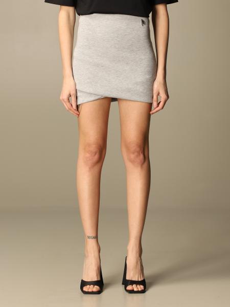 The Attico: Ezra The Attico skirt in cotton
