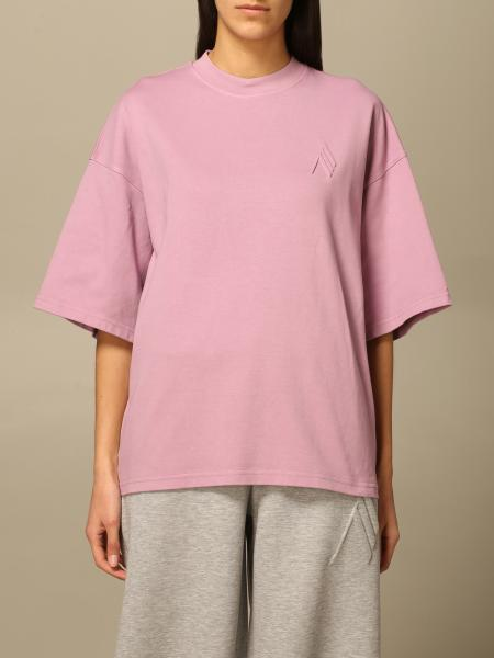 The Attico: Life at Large Capsule The Attico t-shirt in cotton